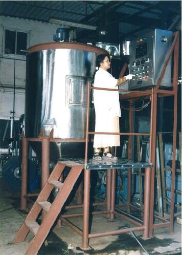Multipurpose Reaction Cum Distillation
