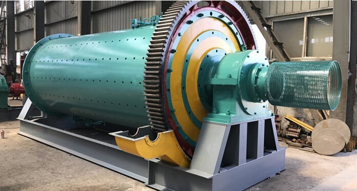 An Overview of Ball Mill