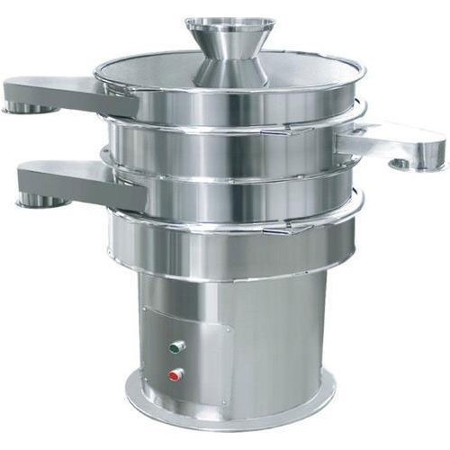 Working Principle of Vibro Sifter.