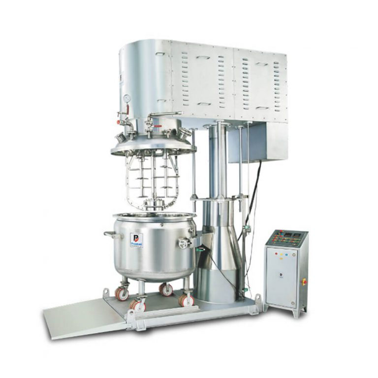 Comparison Between Planetary Mixers and High Shear Mixers