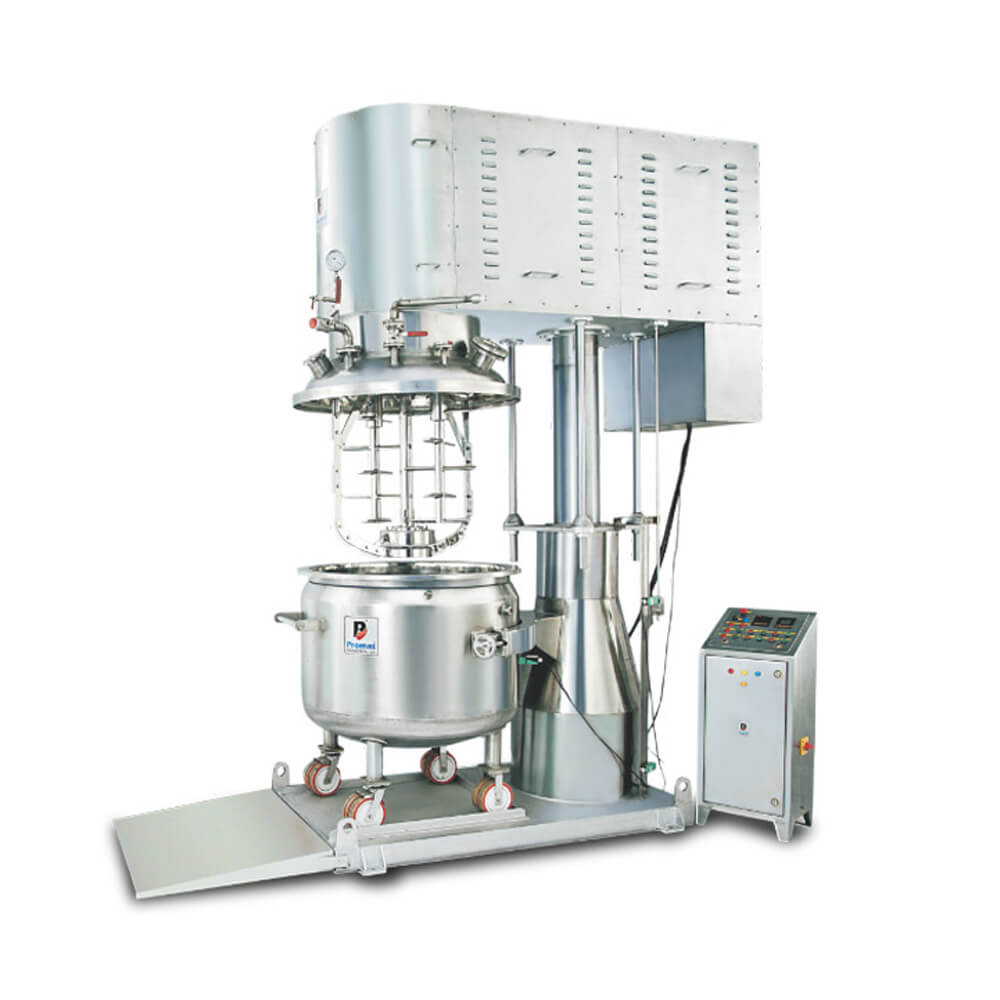 How to maintain a Planetary Mixer