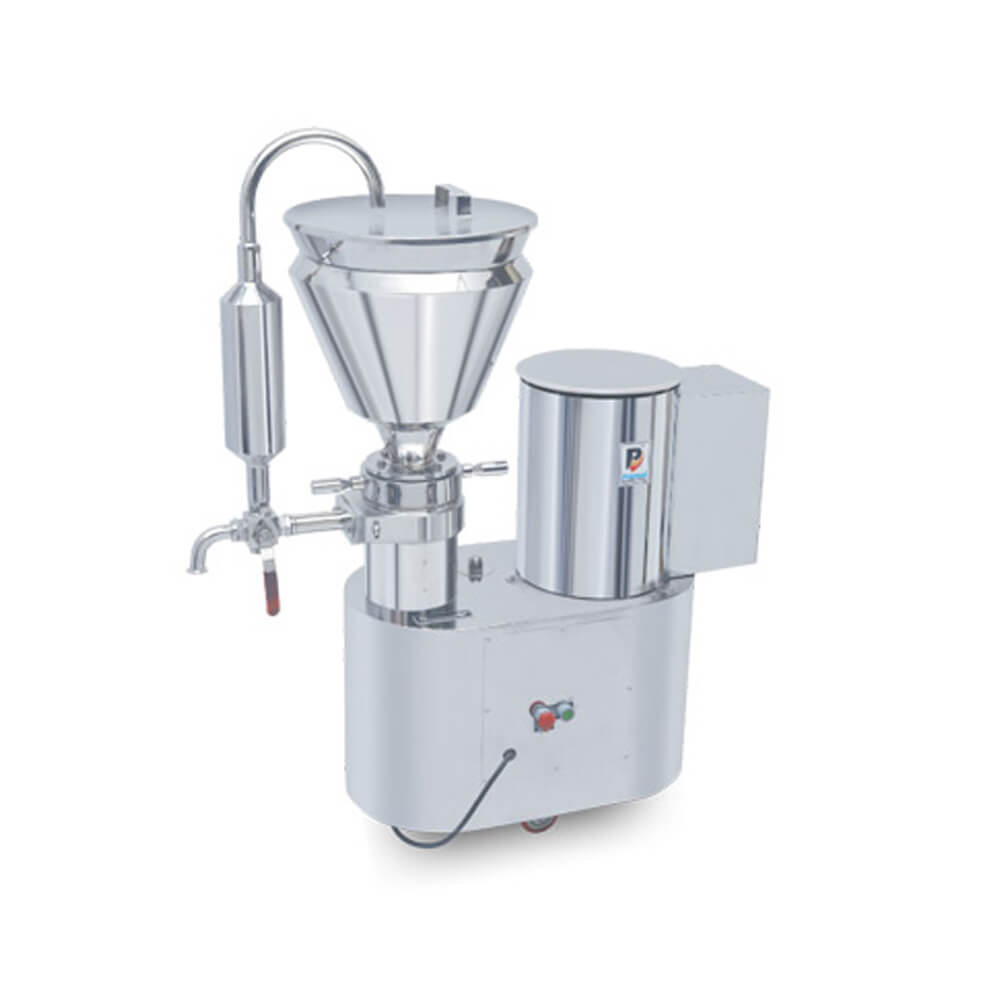 How To Choose Different Output of Colloid Mill Grinding Machine?