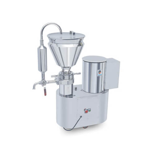 The Primary Functions of Colloid Mill